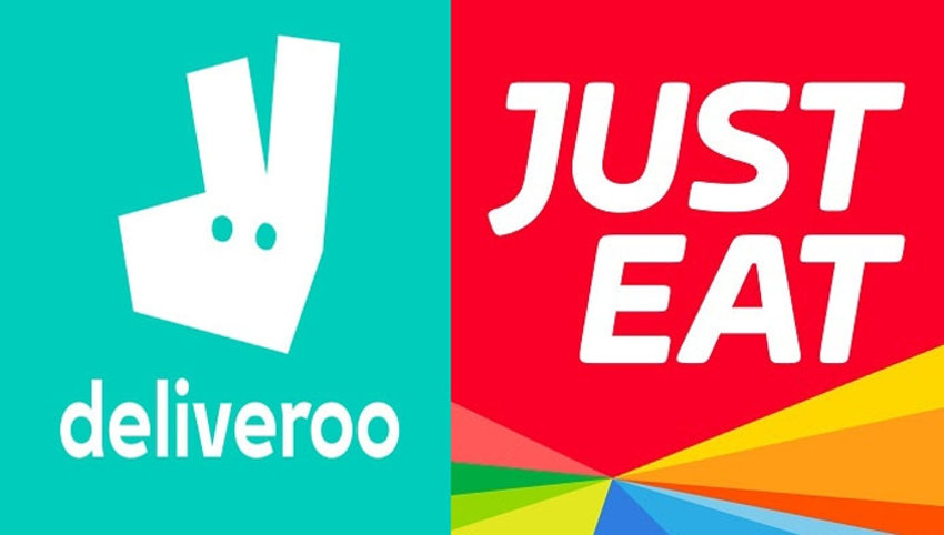 Delivero y Just Eat delivery de comida a domicilio España