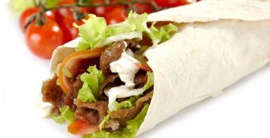 ¿Pedimos un kebab ¿Prefieres durum o doner