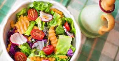 Comida a domicilio sana para disfrutar en casa