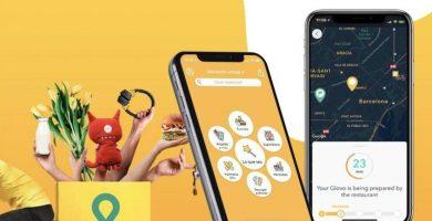 Aplicaciones para pedir comida a domicilio desde el móvil